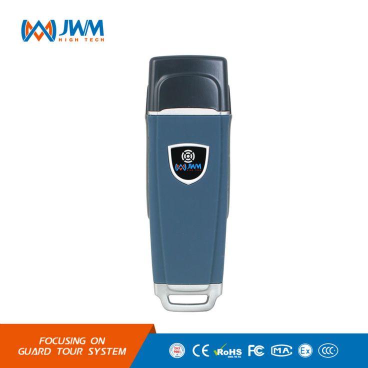 2016 jwm防水ip67ラガーrfidガードツアーパトロールシステム、警備パトロール杖