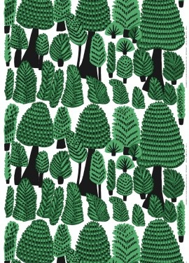 I love the bold designs of Finnish design house Marimekko.