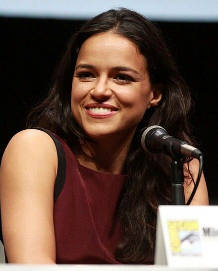 Mayte Michelle Rodriguez [needs IPA][2] (born July 12, 1978),[3] simply credited as Michelle Rodriguez, is an American actress, screenwriter and disc jockey.[4]Rodriguez got her breakout role in the independent film Girlfight (2000), which was met with critical acclaim for her performance as a troubled boxer, and earned her several awards, including theIndependent Spirit Award[5] and Gotham Award for Best Debut Performance.[6] The following year, she made her Hollywood debut starring as…