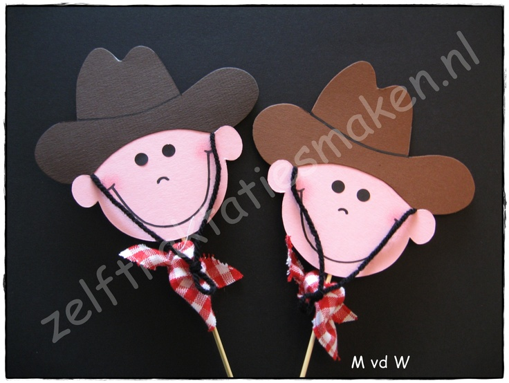 traktatie ♥ Cowboy Sjonnie ♥