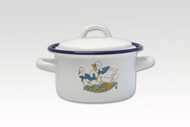 A personal favourite from my Etsy shop https://www.etsy.com/ie/listing/232835632/french-vintage-enamel-stewpot-enamelware
