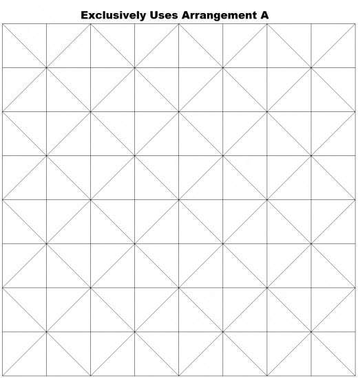45 best bloques images on Pinterest Quilt patterns, Quilting - triangular graph paper