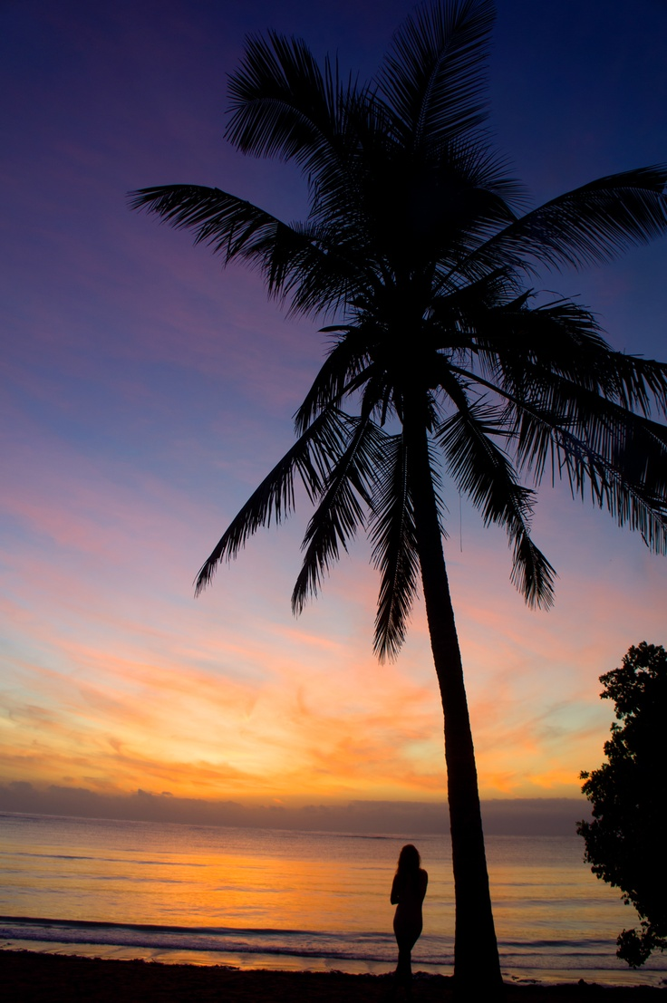 sunrise @dianibeach