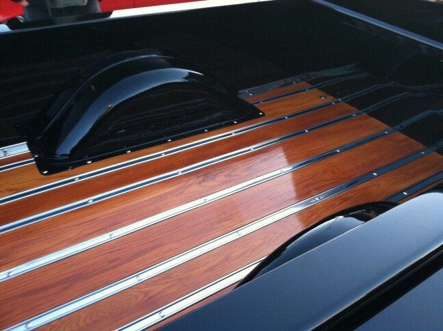Wood Bed 55 Chevy Truck Ideas Pinterest Wood Beds