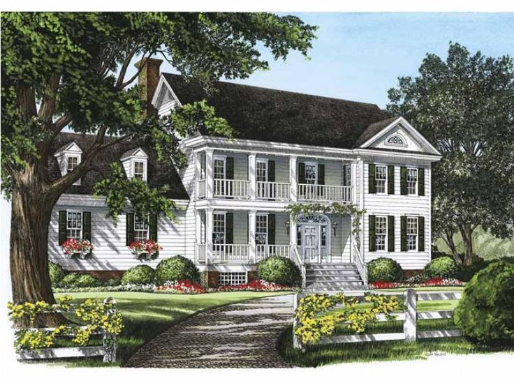 Federal Style House Plans 37 best federal homes with attached barns images on pinterest