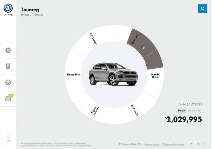 VW - Car Configurator