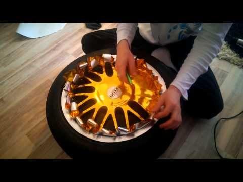 Vinyl wrapping car rims - YouTube