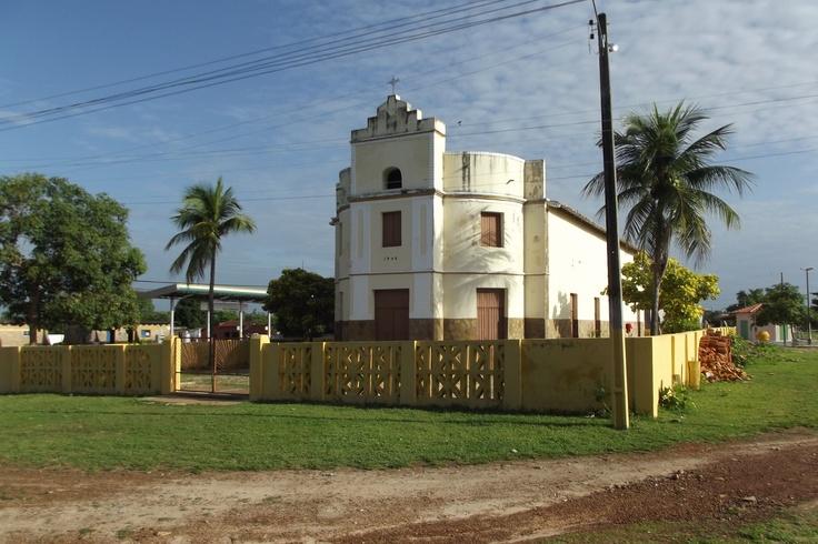 Paroquia São José - Cabeceiras do Piauí - Piauí ( antiga )