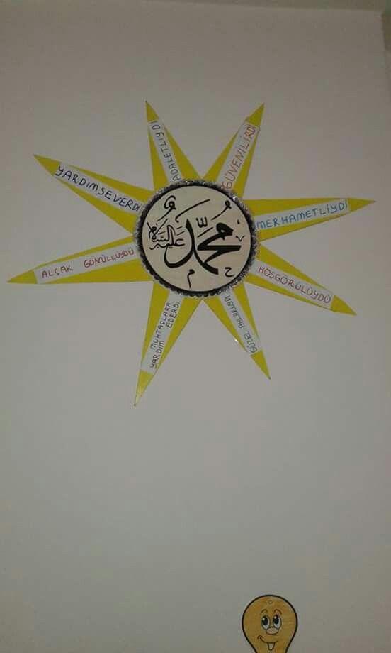 Hz.Muhammed'in özellikleri