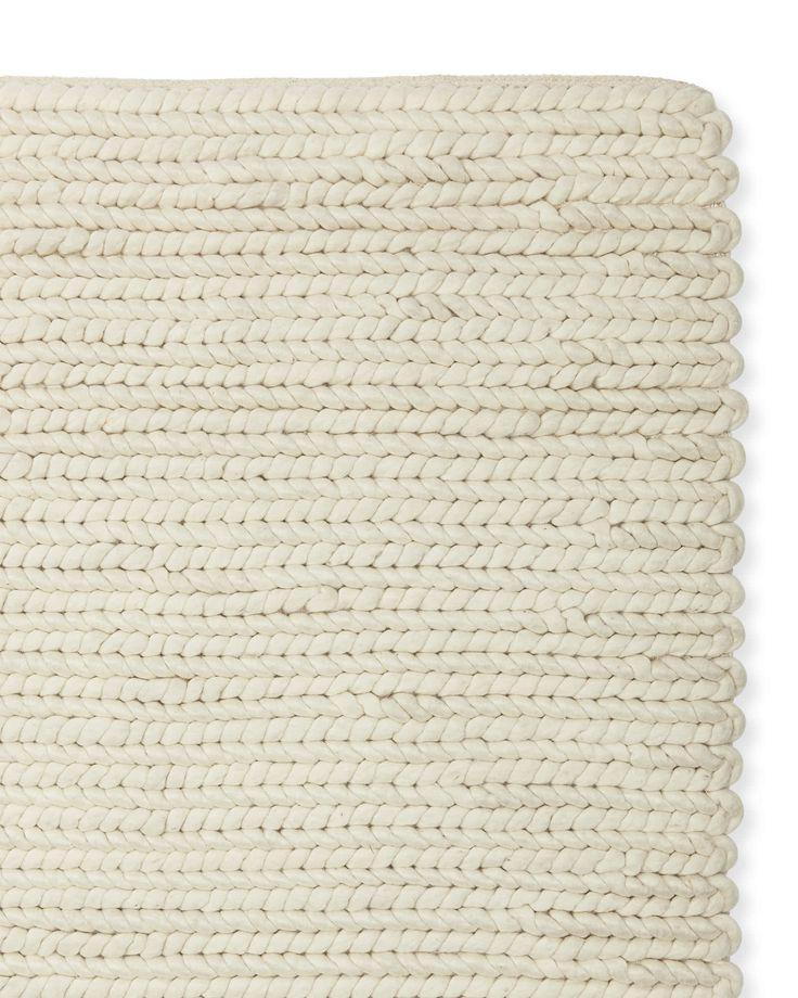 Braided Wool Rug In 2019
