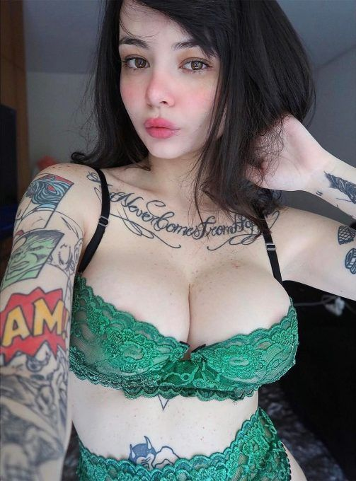 Busty satanic girl galleries