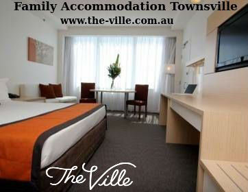 We provide perfect accommodation in Townsville from the executive rooms to deluxe suites. Experience comfortable hotel and Family accommodation and excellent service. Book your next Townsville accommodation right here. For more information visit : http://www.the-ville.com.au/stay
