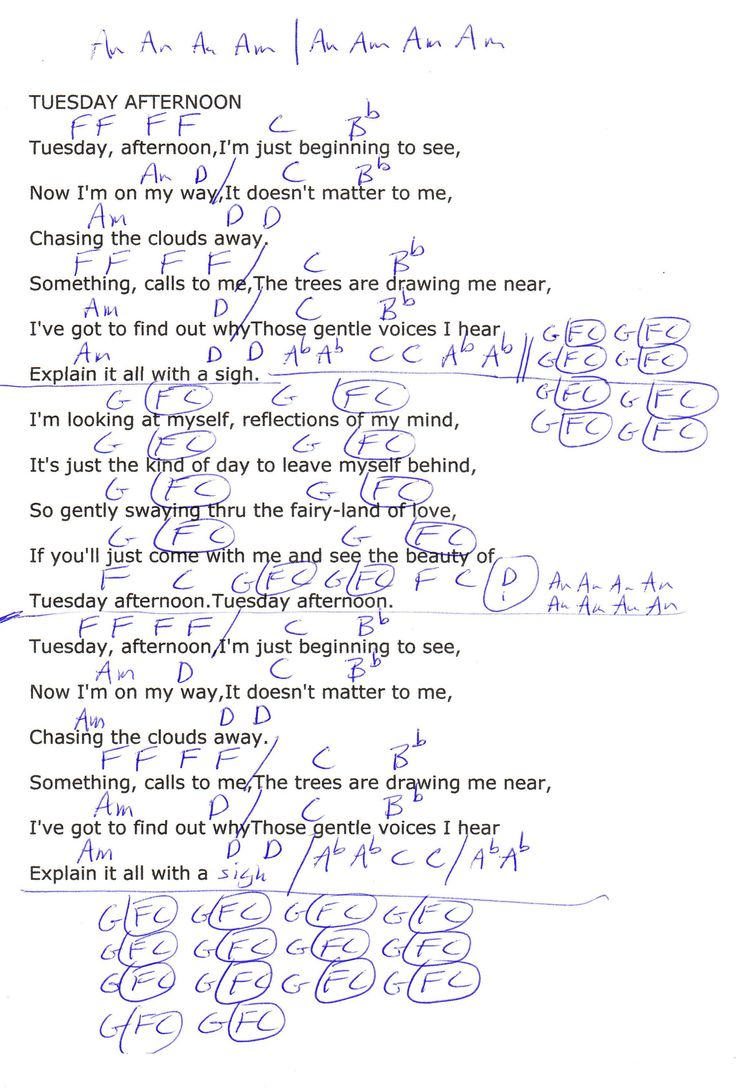 1748 best guitar lesson chord charts htttpyoutube tuesday afternoon the moody blues guitar chord chart hexwebz Images