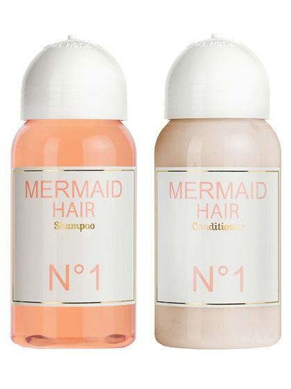 Urban Outfitters Beauty Products - Mermaid Hair Shampoo and Conditioner