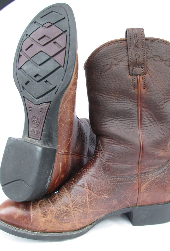 Ariat Men's Western Boots Size 9 1/2 D #Ariat #CowboyWestern