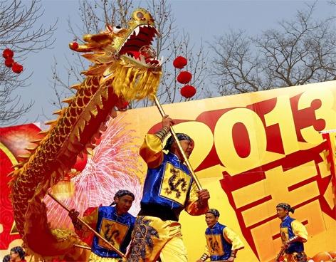 Millones de personas celebran el Año Nuevo chino - Vanguardia