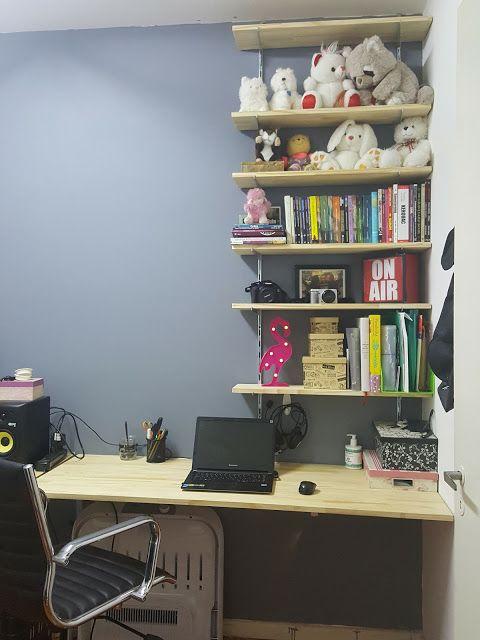 O meu (novo) home office
