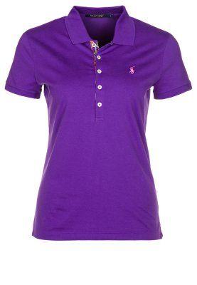 Polo Ralph Lauren Golf Poloshirts - lilla - Zalando.dk