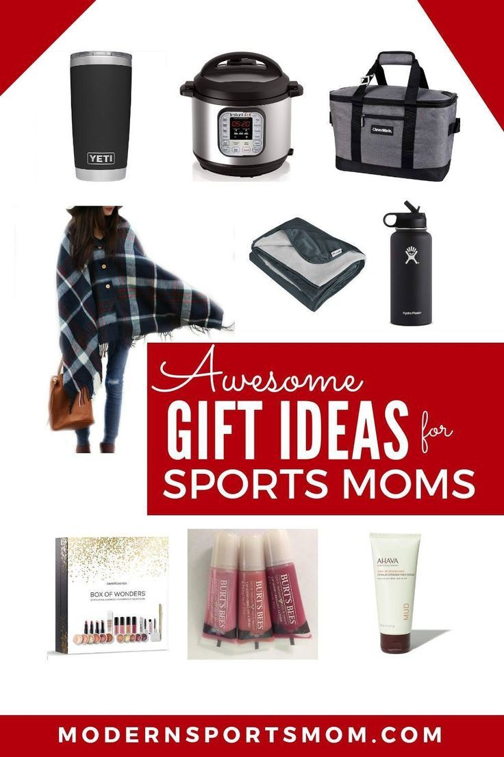 Awesome Gift Ideas for Sports Moms Sports mom, Mom, Team mom