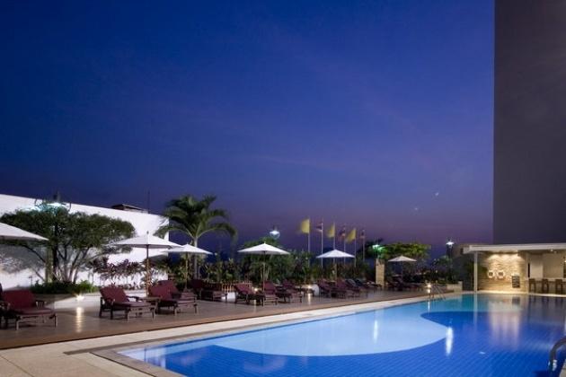 Eastin Hotel - Makkasan - Bangkok, Thailand