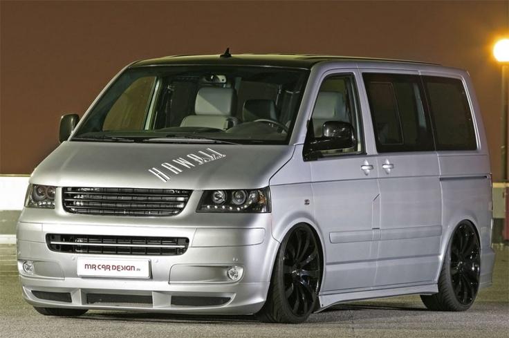 Design Volkswagen T5 Transporter Van 1 Vw Mr Car