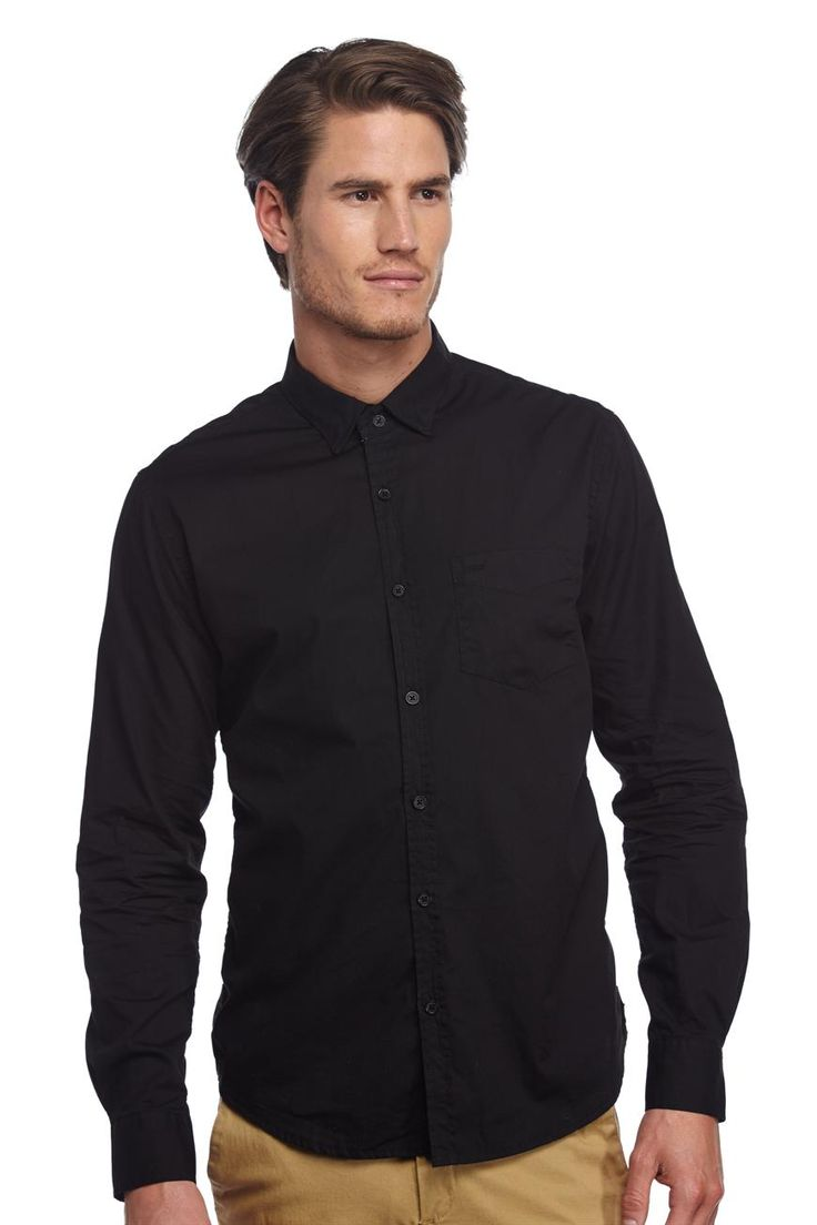 kent shirt | Cotton On With black jeans or beige pants