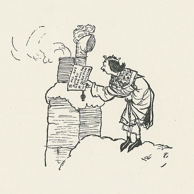 """Dec. 18th: E.H. Shepard & A.A. Milne formed a formidable partnership when producing the Winnie the Pooh books. Today's advent image is from King John's Christmas, a poem which appears in Now We Are Six.  """"I want some crackers, And I want some candy; I think a box of chocolates Would come in handy; I don't mind oranges, I do like nuts! And I SHOULD like a pocket-knife That really cuts. And, oh! Father Christmas, if you love me at all, Bring me a big, red india-rubber ball!"""""""