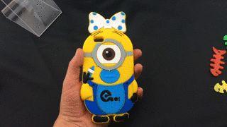 iPhone 4 4s Etui MINIONEK BABY słodkie <3