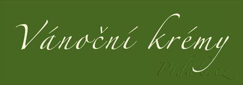 Picture of Recept - Krémy do vánočního cukrovíčka