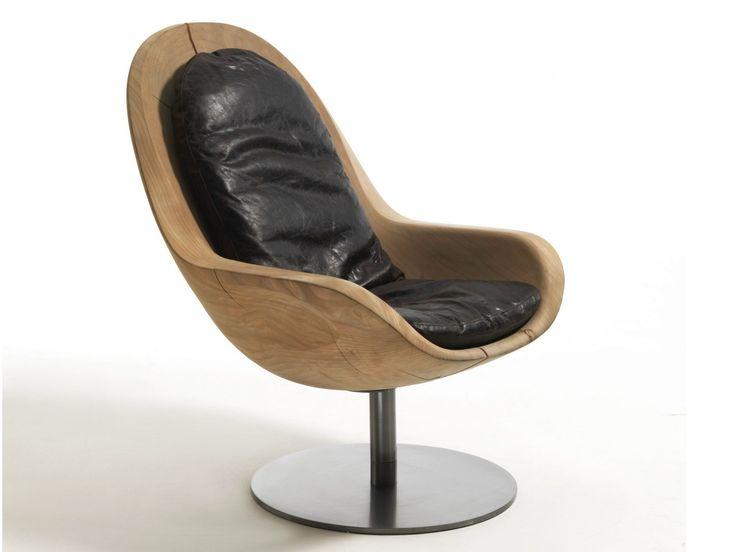 Кресло CREUS by Riva 1920 дизайн Pininfarina