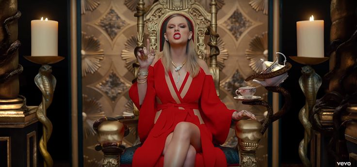 "The Sinister Meaning of Taylor Swift's ""Look What You Made Me Do"" - The Vigilant Citizen"