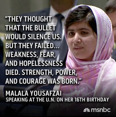 Malala Yousufzai, the Pakistani girl who rose to international fame after the Taliban nearly killed her for her efforts to promote girls' education, has been formally nominated for the 2013 Nobel Peace Prize.