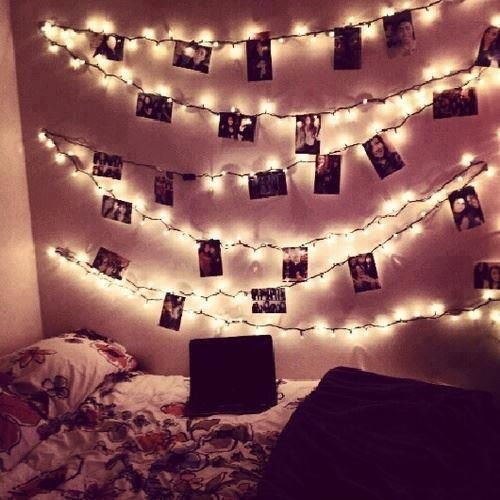 Love fairy lights !!!