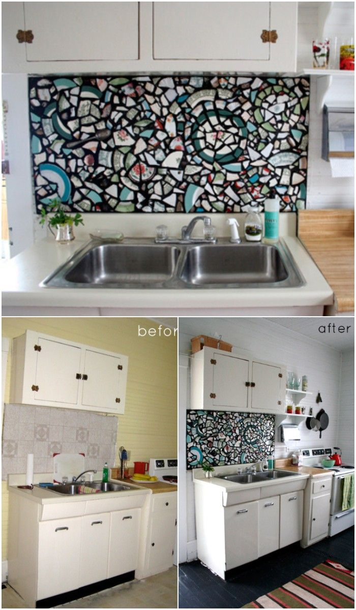 - DIY Kitchen Backsplash Ideas To Make Your Kitchen Beautiful Diy