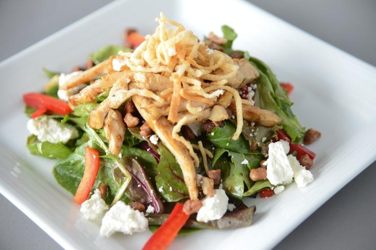 Strada West's Asian Chicken Salad!