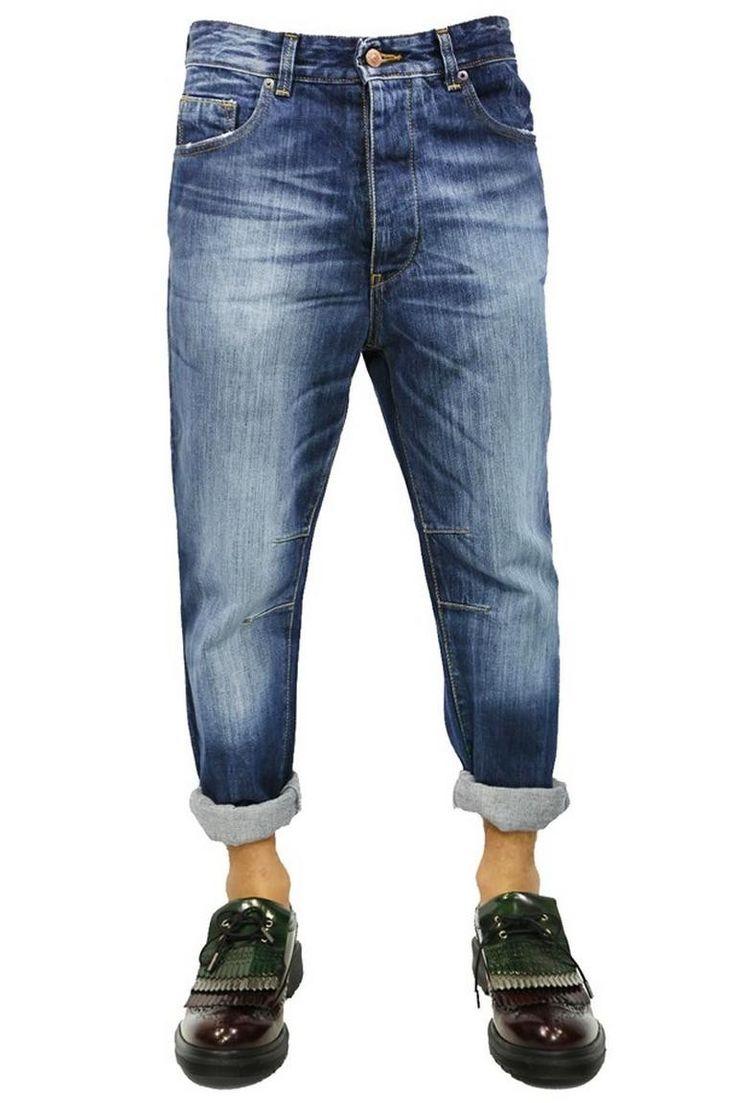 LABELROUTE Jeans uomo modello 5 tasche vestibilità skinny lavaggio medio. #saldi 50% € 58,00 #sale #sales #fashion #jeans #man #denim