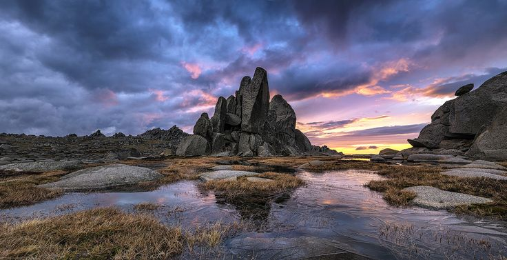https://flic.kr/p/WTMVsq   The Returned   After a month long tour of Patagonia with some challenging conditions, I arrived home, kissed the family and set off on another adventure with my best mate Tim Donnelly in the Snowy Mountains of Australia, one of our favorite locations in the world and what we regard as the best composition for a landscape photographer. These Tors in North Ramshead are a tricky area to find and easily missed if you've never been before. Having captured this scene…