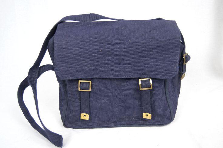 Britse smallpack blauw met draagriem