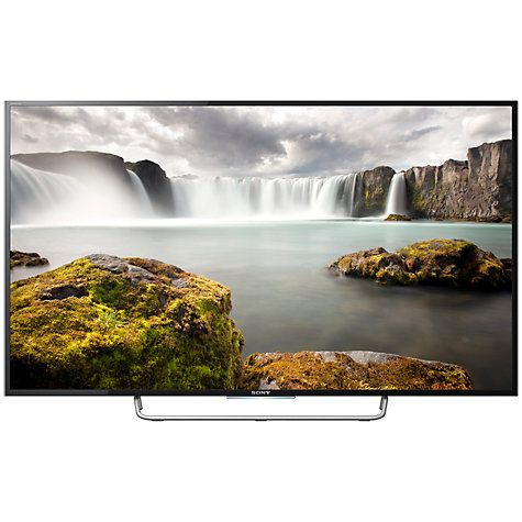 "Buy Sony Bravia KDL40W705C LED HD 1080p Smart TV, 40"" with Freeview HD and Built-In Wi-Fi Online at johnlewis.com"