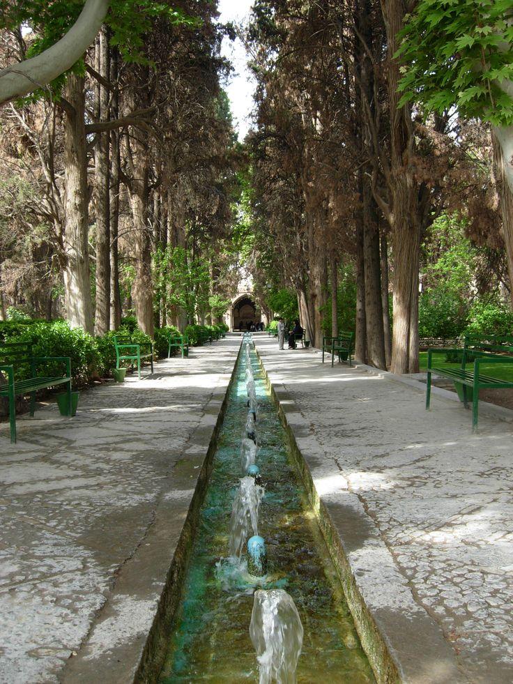 Inventory of Islamic Historic Gardens: Fin Garden in Iran | Med-O-Med
