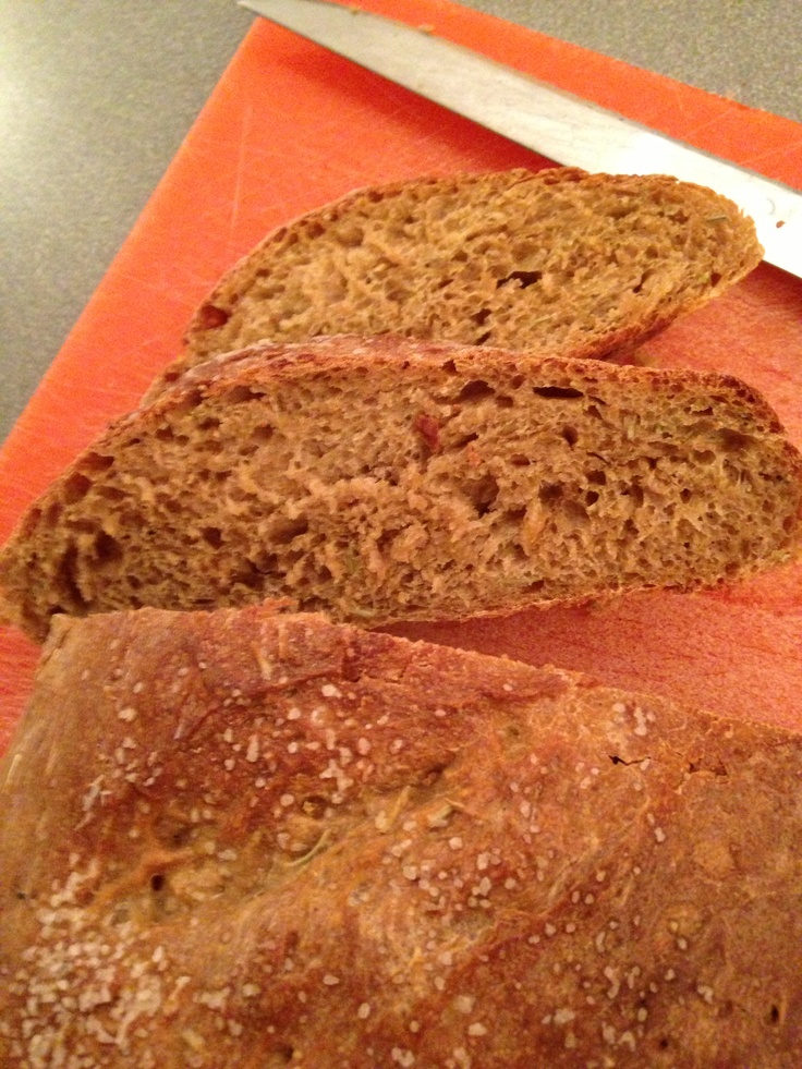 rosemary stout ciabatta. keeper. | recipes i've actually made from t ...