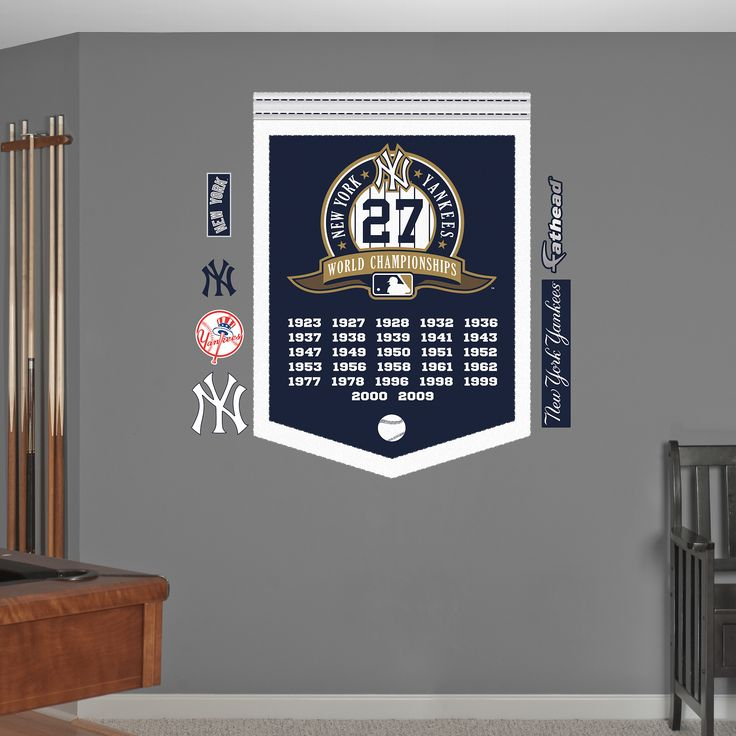 38 Best New York Yankees Rooms & ( Wo ) Man Caves Images