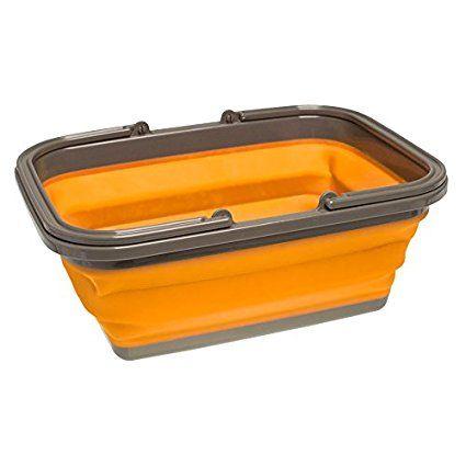 Ust Flexware Sink Orange Helio