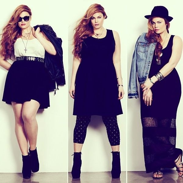 50 Dynamic Plus Size Outfits and Ideas   http://stylishwife.com/2013/07/plus-size-outfits-and-ideas.html