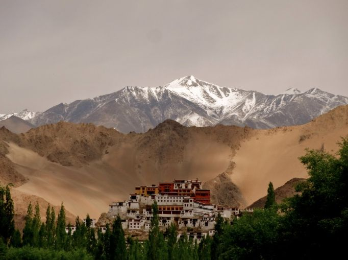 Win an epic 10-day road trip through Kashmir and Ladakh in the high Himalayas of India, with Ceat Tyres and Mahindra Adventure.   Ends July 31st, 2014.