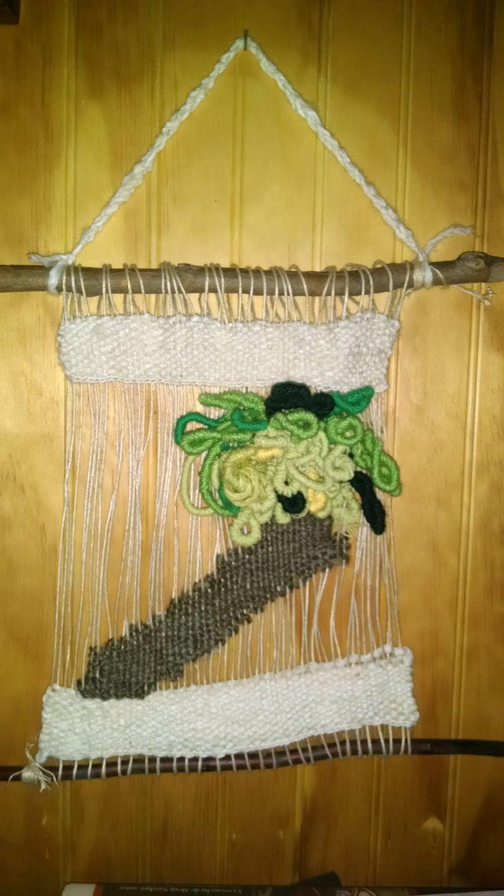 Telar decorativo