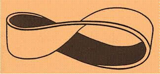 Image result for ruban de moebius