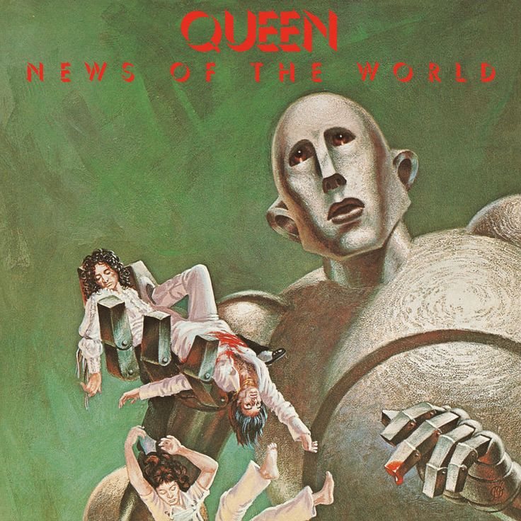 News Of The World (2011 Remaster) by Queen