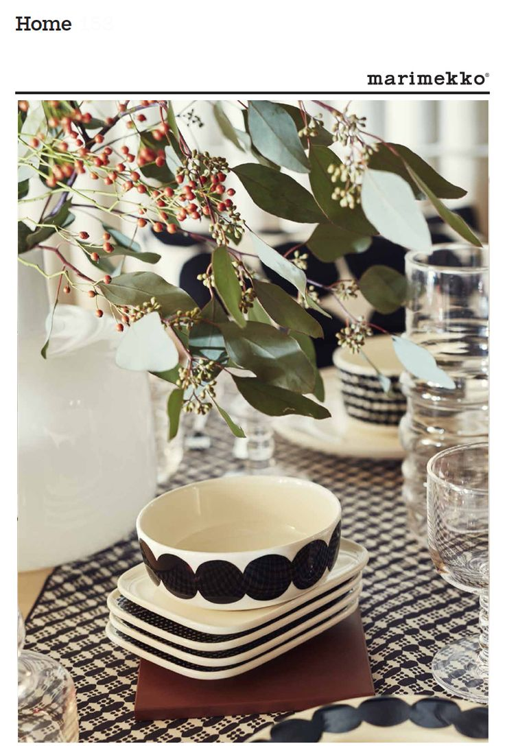 324 best marimekko servies images on pinterest for Scandinavian design shop