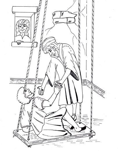 39 best Jesus Heals a paralyzed man images on Pinterest